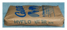 "Filter Powder, ""Hyflo Cellite"""