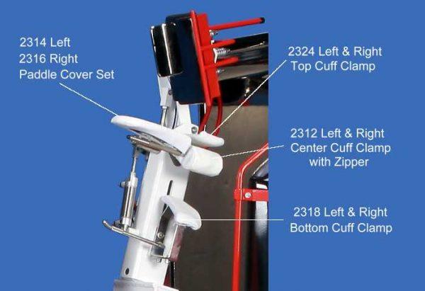 FH Bonn Finishing Machine Covers & Airbags