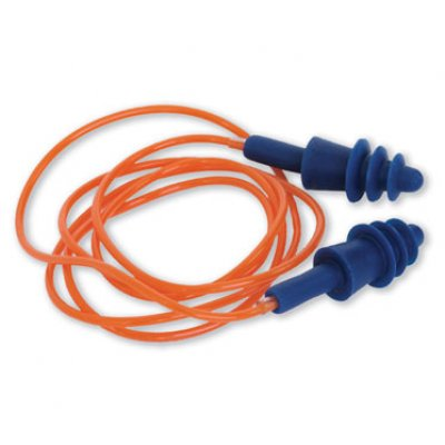 Safetry Ear Plugs w/ cord - 100db