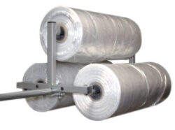 3 Roll Poly Rack
