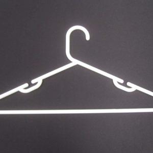 Plastic Hanger D34