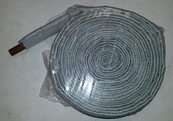 Steam Pipe Lagging (Fabric)