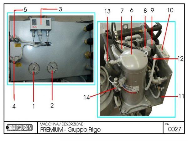 Refrigeration Condensor L18