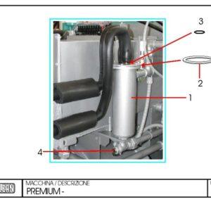 Solvent Cooling Gasket