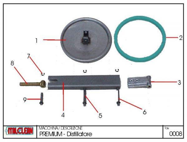 Still Door Gasket P700
