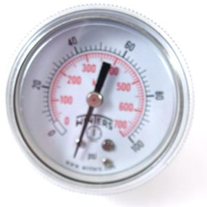 Air Gauge High Pressure