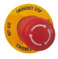 E- Stop (Emergency Stop) Button