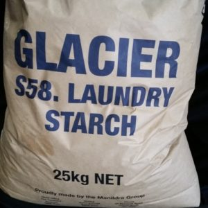 "Starch ""Glacier"" (powder)"