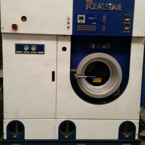 PRELOVED REALSTAR M340 18KG DRY CLEANING MACHINE