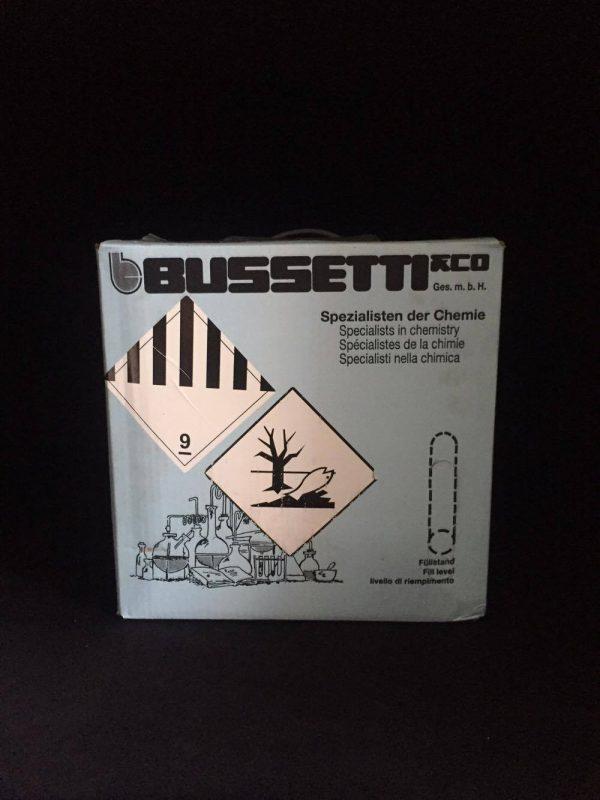 "Dry Cleaning Detergent ""Bussetti Auropur"""