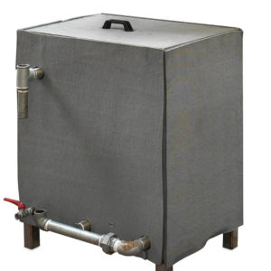 Ghidini Feed Water Tanks - M180: 160 Litres