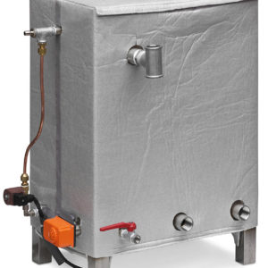 Ghidini Feed Water Tanks - M60: 83 Litres