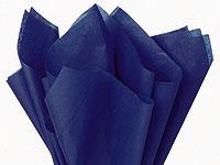 Tissue Paper - Dark Blue
