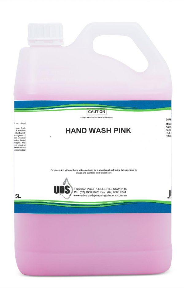 Lndry Hand Wash Pink