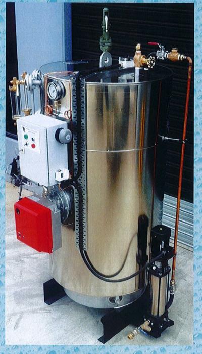 Gas Steam Boilers