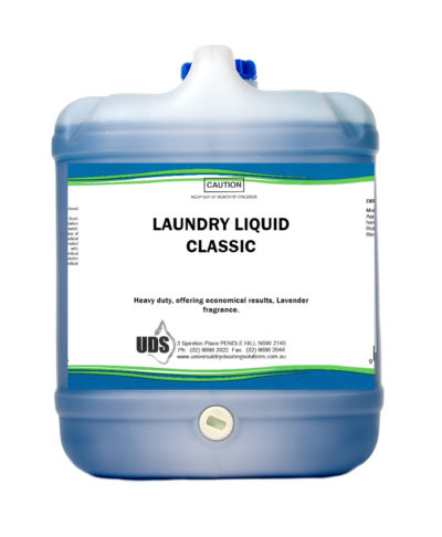 Laundry Liquids & Powders