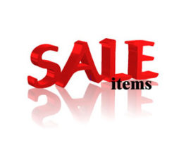 Monthly Specials/Bargain Hunters